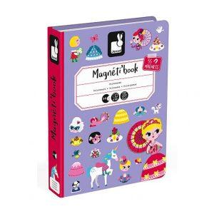 Janod Magneti'book Princess