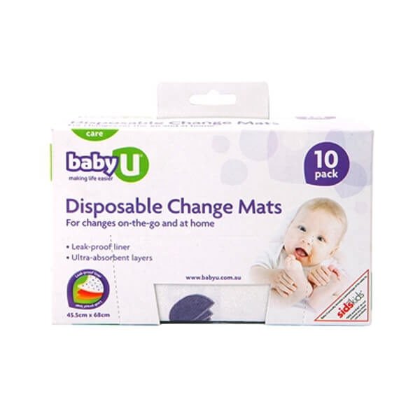baby-u-disposable-baby-change-mats-10-pack