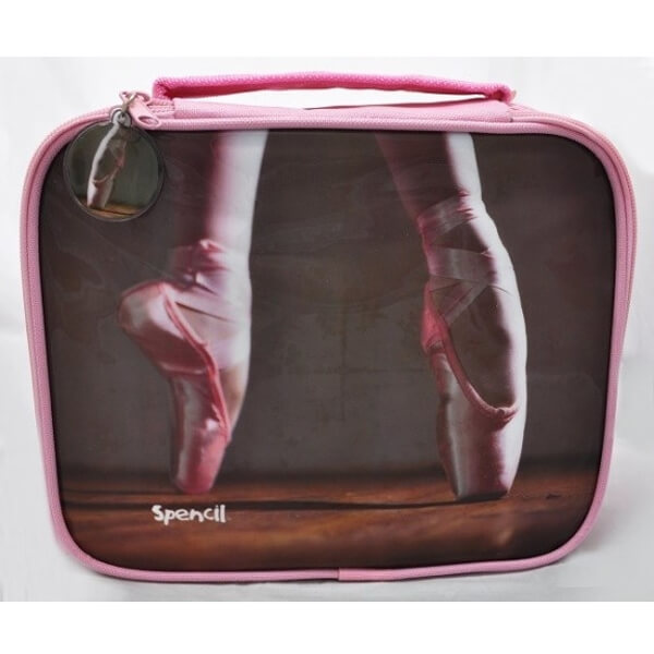 Spencil Kids Lunch Box