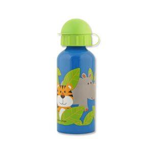 Stephen Joseph Stainless Steel Water Bottle for Kids, 400mL