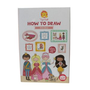 Tiger Tribe How to Draw Activity Set