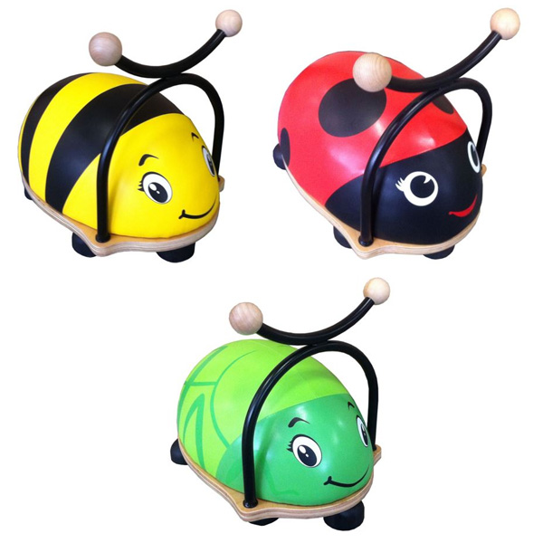 ZUM Bugs Ride on Toys